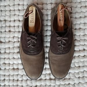 07d6a26b224 Nordstrom 1901 Men s Suede Leather Oxfords